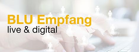 BLU Empfang - live & digital