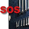 SOS: Sauberkeit + Ordnung = Sicherheit