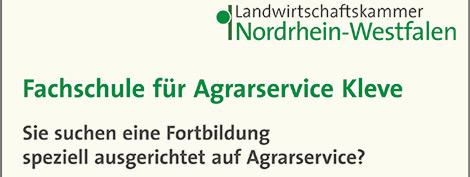 Agrarservicemeister – die Chance ...
