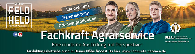 FELDHELD Banner zum Download