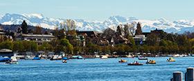 Einladung zur Verbandsfahrt in die Schweiz