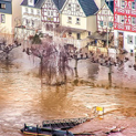 Flutkatastrophe Soforthilfe